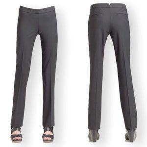 Theory • Charcoal Grey Huela Dress Trouser Pants